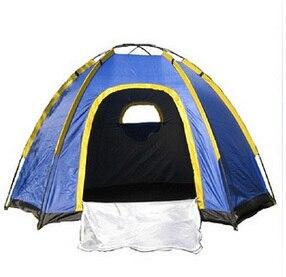 Hot Sale Outdoor 3-4 Person Hexagon Tent Ger Tent hot sale cayler