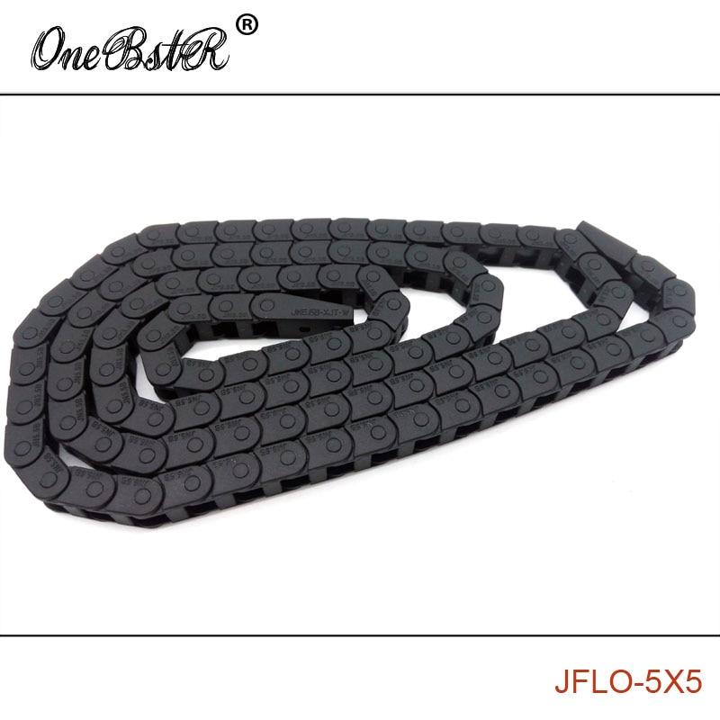 JFLO 1 Метр 5x5мм Мини пластик - Кеңсе электроника - фото 5