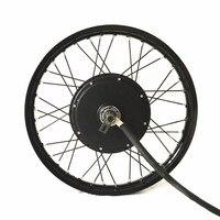 QS V3 велосипеда Электрический мотор hub колеса 10kw пиковая мощность на 16 17 18 19 колеса мотоцикла