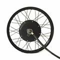 QS V3 elektrische fiets hub motor wiel 10kw piekvermogen op 16