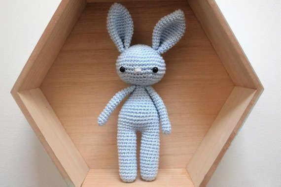 Кроше милый кролик 3 шт./компл. погремушка