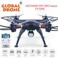 Global Drone GW180 Professional  Drone Quadcopter RC Height Hold mode Can Come with 2.0MP Camera, FPV Camera Quadrocopter VS X8W