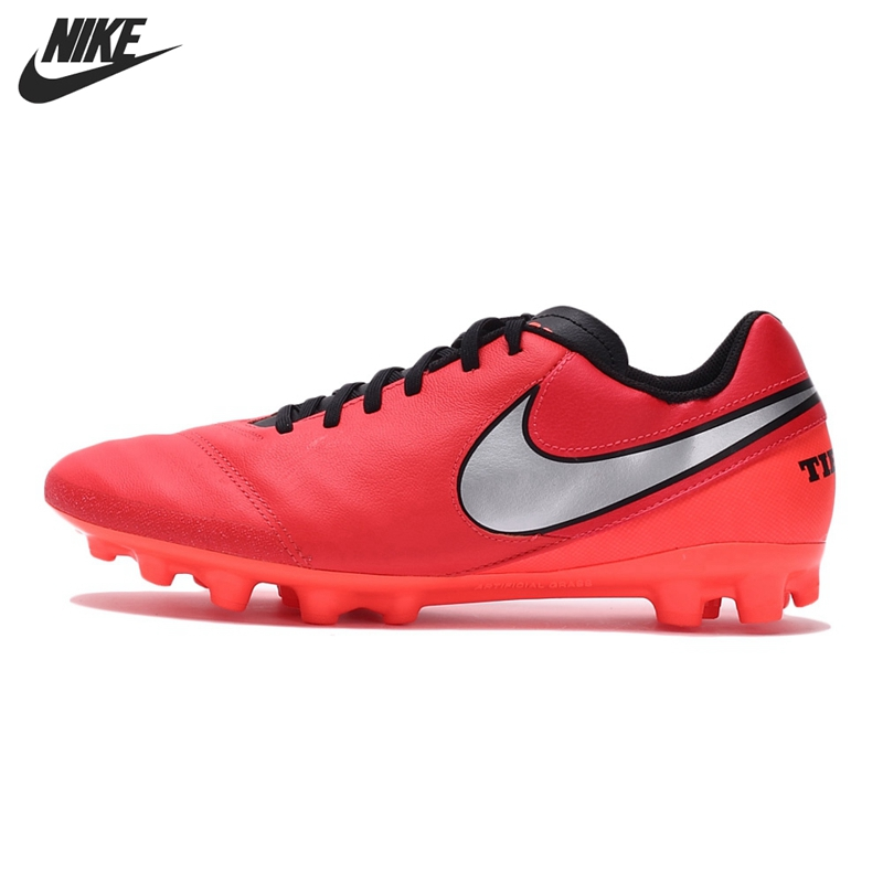 sneakers for cheap e2ecb 14dbe ... closeout original new arrival nike tiempo genio ii leather ag r mens  soccer shoes sneakers 655cd