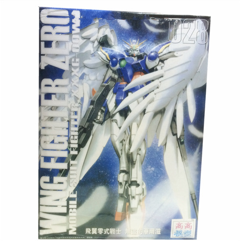 NEW 1:100 MG 20cm Wing Zero EW High Fly Gundam To Angel Hair Loss Bracket + Change Parts