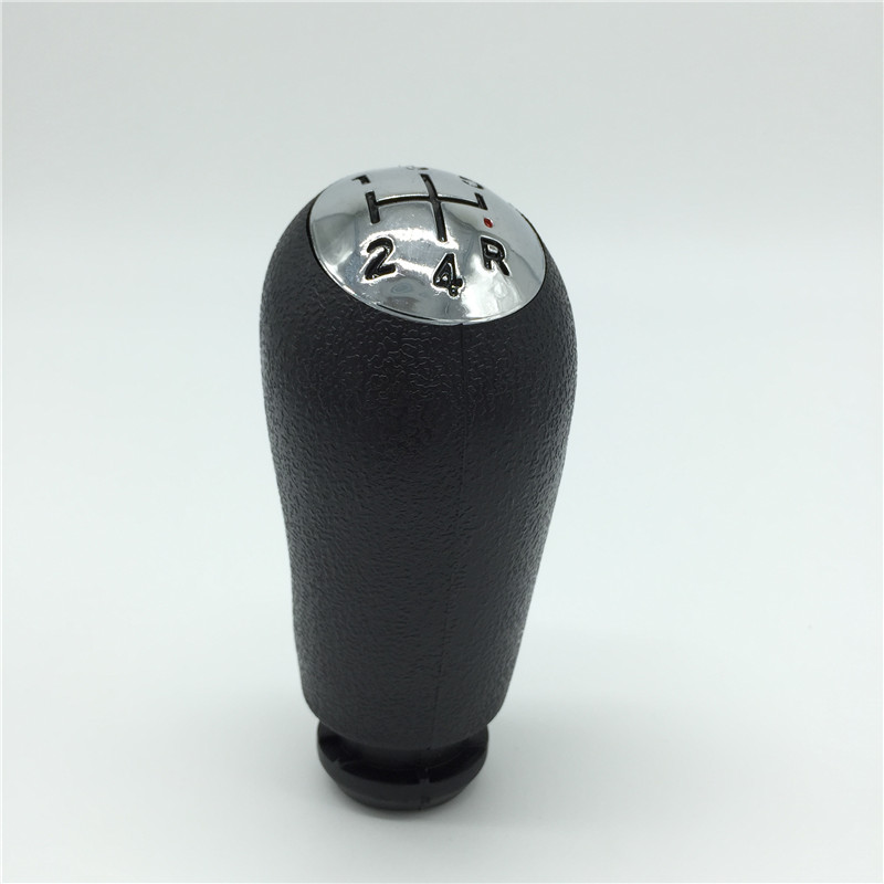 New Black Car Gear Stick Shift Knob Lever Handle Head For