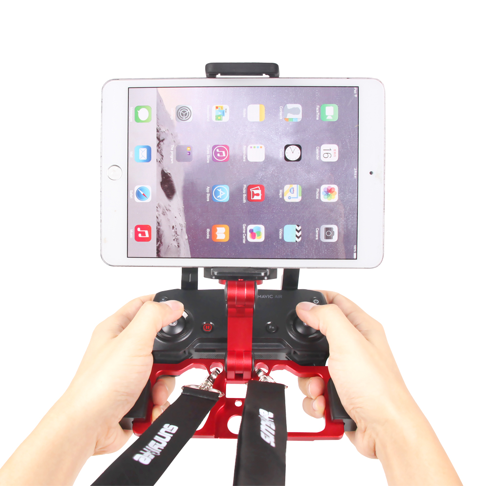 Remote Control Tablet Bracket Monitor Mount Folding Holder For DJI MAVIC PRO Mini Air Spark Mavic 2 Pro Zoom For IPad Mini