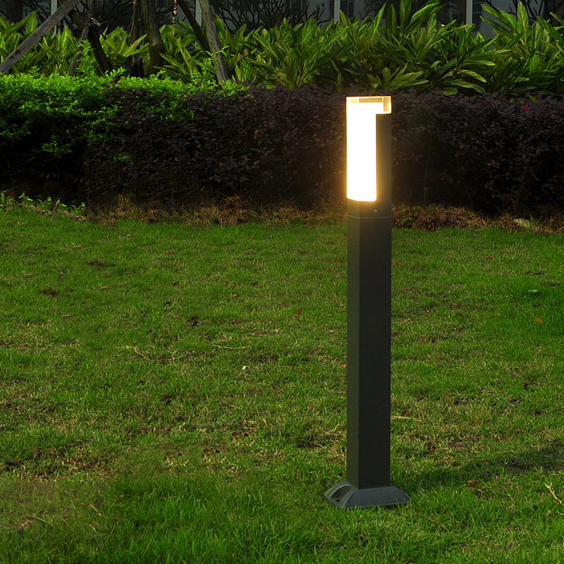 Tall square lamps promotion shop for promotional tall for Lampioni da giardino obi