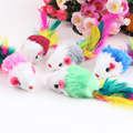 Spot Wholesale Toy Cat The Cat Fluffy Little Mouse Cat Toy Mouse