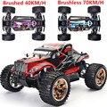 Hsp carro rc 1/10 escala off road monster truck 4wd remoto 94111 brushless de alta velocidade do carro de controle remoto carro elétrico controle toys