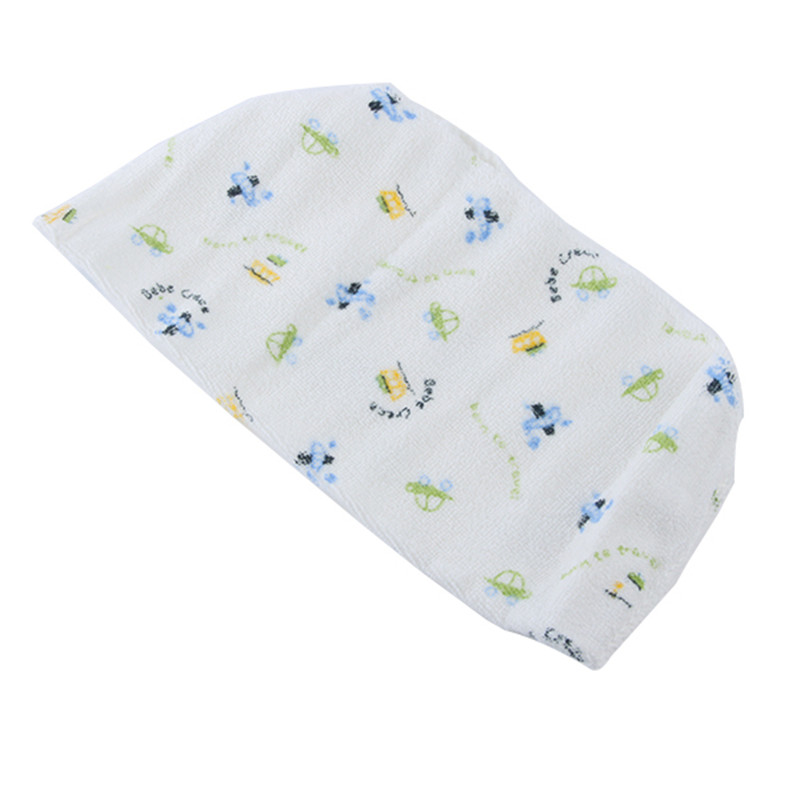 Baby Kids Soft Bath Washing Handkerchief Towels Multi Colors Cotton Washcloth Wipe Hand Face Cloth 8PCS