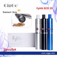 Ciggo Original Herbstick ECO Kit 2200mAh Dry Herb Vaporizer Herbal Vaporizers E Cigarette Vape Pen With