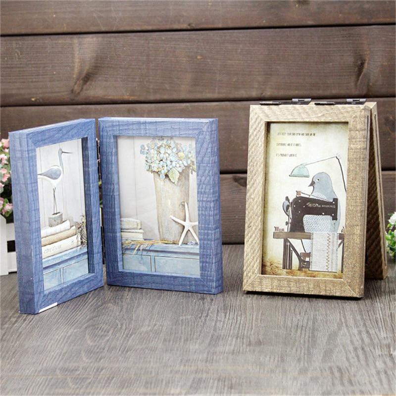 ᗗHecho a mano de madera Marcos familia Marcos s pájaro imágenes ...