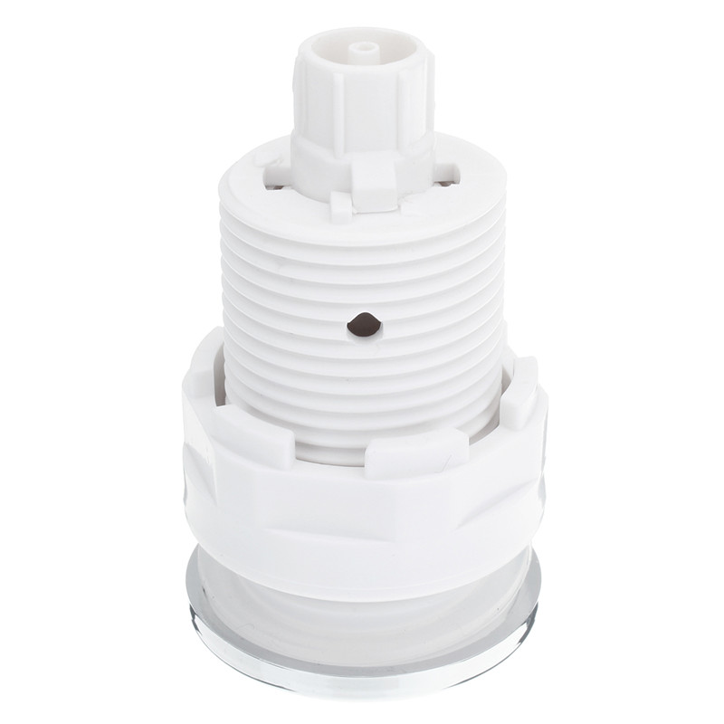 New Pneumatic Switch On Off Push Air Switch Button 28m For Bathtub Spa Waste Garbage Disposal Whirlpool Switch