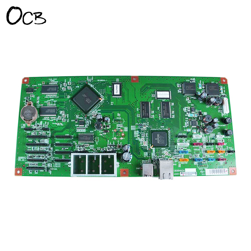 Original C635MAIN Mainboard Main Board For Epson Stylus Pro 3800 3880 3890 3850 Printer Formatter Board formatter main board mainboard for epson tm t88v label printer