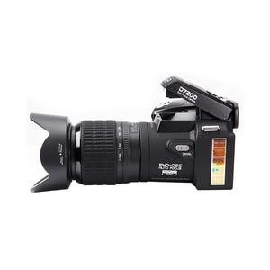 Image 4 - Professional Digital  Camera HD POLO D7200 33Million Pixel Auto Focus Professional SLR Video Camera 24X Optical Zoom Three Lens