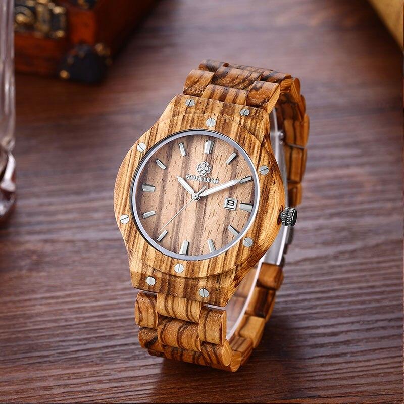 wood watch man calender14