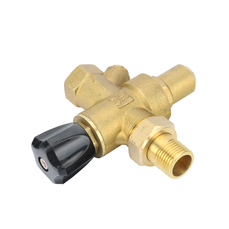 DN15 DN20 boiler solar energy water heater relief valve Water inlet valve dn15 automatic bypass valve for wall mounted boiler system