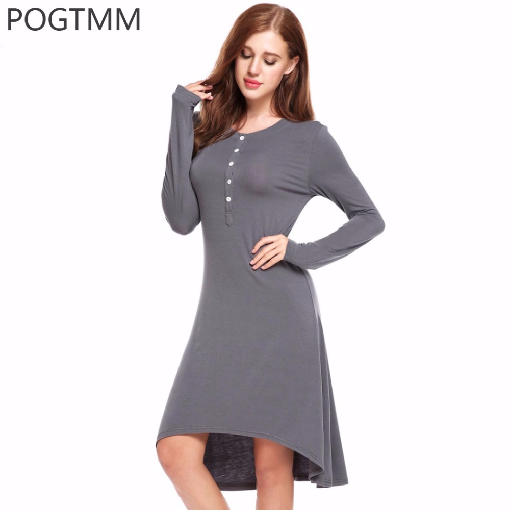 Summer Sexy Nightdress Long Nightgown Sleepwear Women ...
