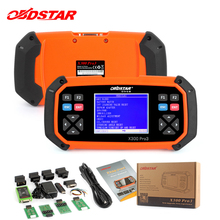 diagnostic scan tool OBDSTAR X300 PRO3 auto key programmer Immobiliser Odometer obd2 automotive scanner Oil reset EPB Battery