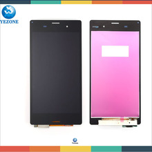 Replacement Lcd Screen For Sony Xperia Z3 compact LCD Z3 mini D5803 D5833 display touch screen digitizer Assembly Free shipping