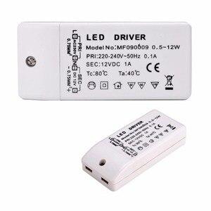 Image 3 - Trasformatore driver led 50w 30w 18w 12w 6w dc 12V uscita 1A alimentatore adattatore di alimentazione per lampada a led striscia led downlight