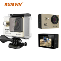 Action Camera W9 WiFi Full HD 1080P Sports DV Camcor 2 0 LCD 170D Lens Helmet