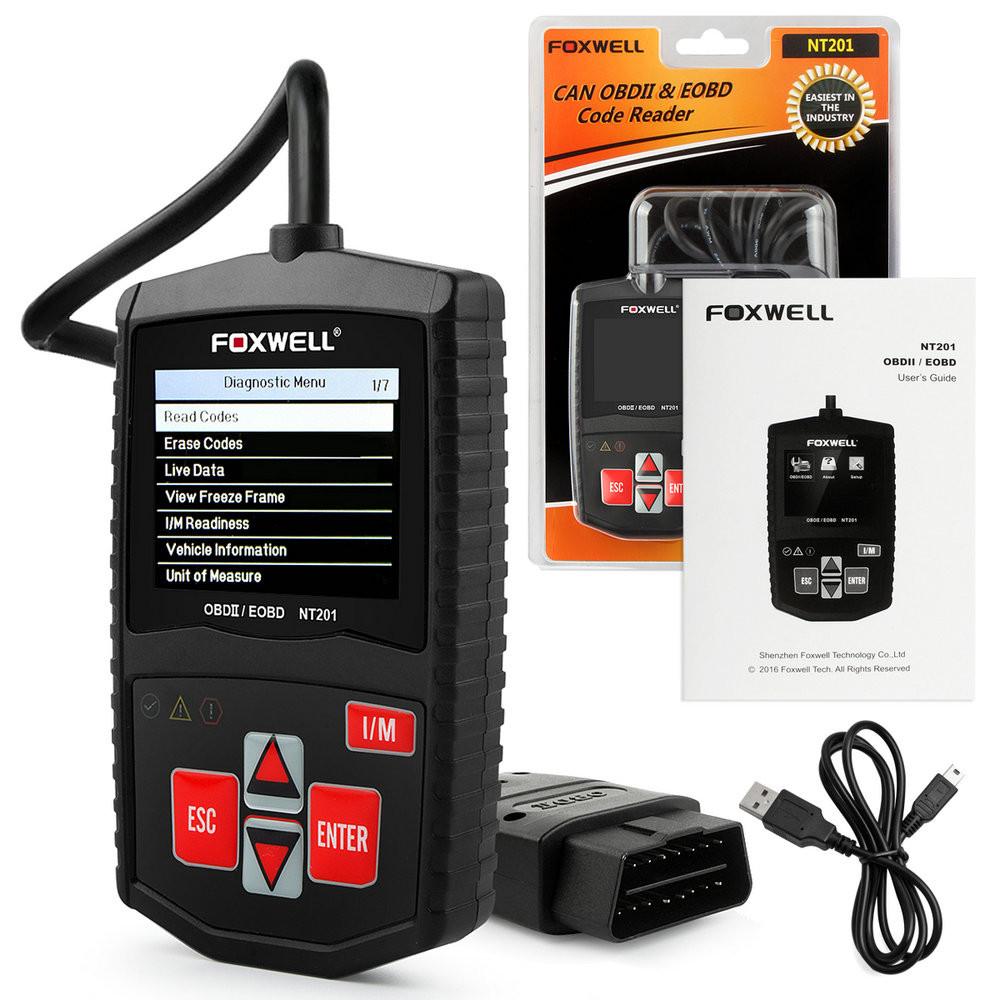 Foxwell NT201 OBD Automotive Scanner-03