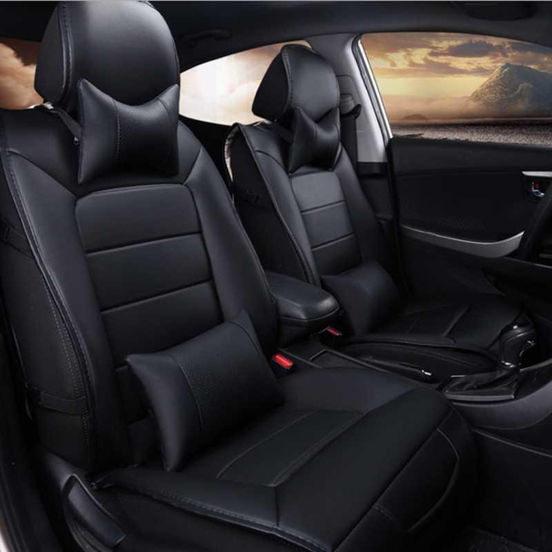 5 Seat Car Seat Cover for Mercedes Benz C180/C200/C200  CGI/C200K/C220/C250/C280/C300/C350/C450/B class all model Car accessories