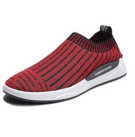 Confortable Taille Sneakers rouge 44 Printemps 39 Casual Hommes Chaussures Mode Noir Tête Respirant Été gris De Szsgcn Coquilles 8nqvxOTv6
