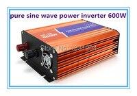 600 Вт Чистая синусоида Инвертор 110/220 12В/24VDC, от производителя (Сертификация CE & по ограничению на использование опасных материалов в производ
