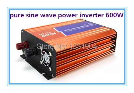 цена на 600W Pure sine wave inverter 110/220V 12/24VDC, CE & ROHS certificate, PV Solar Inverter, Power inverter, Car Inverter Converter