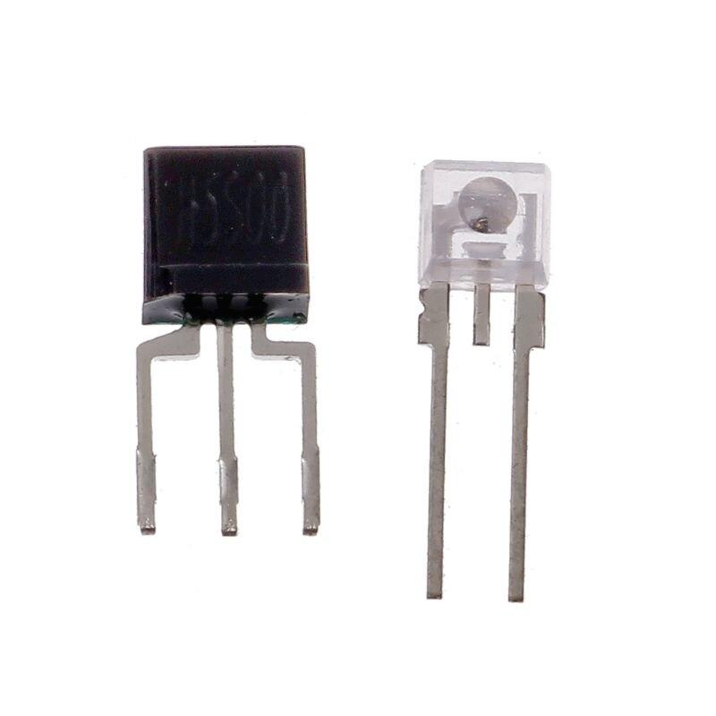 2Pcs/Set Mouse Optical Encoder Photoelectric Switch For Logitech G300 G500 G700 G9X M950 Etc