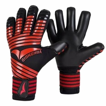 Профессиональные вратарские перчатки защита пальцев утолщенные латексные футбольные вратарские перчатки