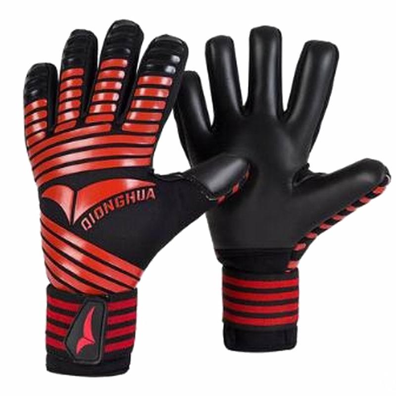 Professional Goalkeeper Gloves Finger Protection Thicken Latex Soccer Football Goalie De Futebol Gloves