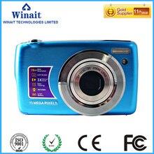 "HD 15mp digital digicam with 3x optical zoom digicam and a couple of.7"" TFT show digicam with 4GB card free transport"