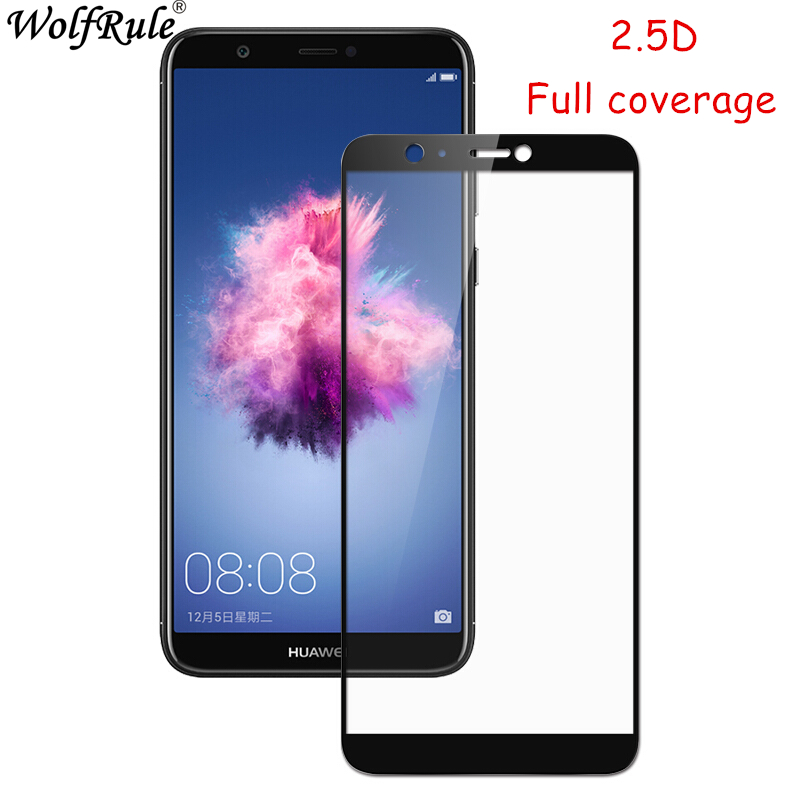 2pcs Glass Huawei P Smart screen protector Film 2.5D Anti-Brust Tempered Glass sFor Huawei P Smart Glass Huawei Enjoy 7s film