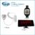Sistema de Alarme de chamada de enfermeira para o hospital (30 Pcs botão de chamada + 1 receptor de exibição e 2 relógios)