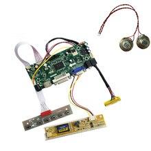 M. NT68676.2 LCD tablero de conductor del hd 17 tablero de conductor del LCD de 27 pulgadas HDMI DVI con altavoz (pls deje su número de panel en la página de la orden)