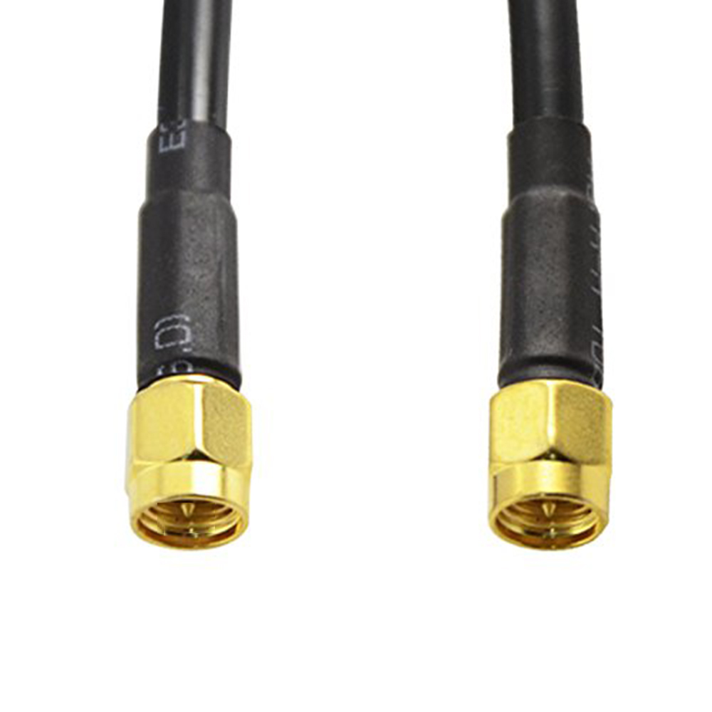 WIFI Extension Cable SMA Male To SMA Male RG316/RG174/RG316D/RG58/LMR195 Jack Plug Wire Connector SMA RF Coax Pigtail Cable