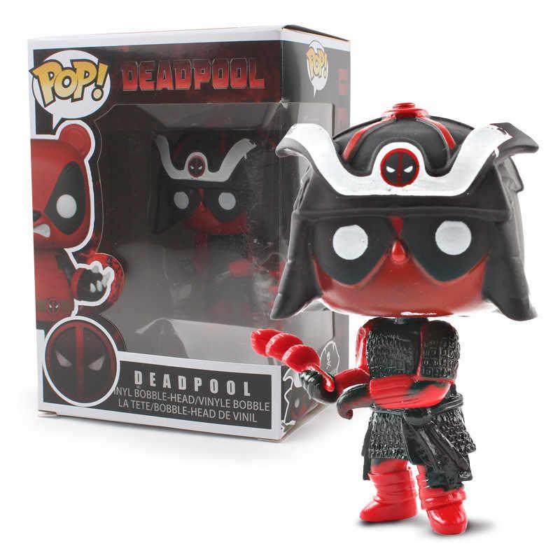 11 cm Roblox Jogo X-Men 2 Deadpool Ação Anime Action Figure Coleção Modelo de Brinquedo Anime Mini Boneca Decoração brinquedos de Presente Para O miúdo