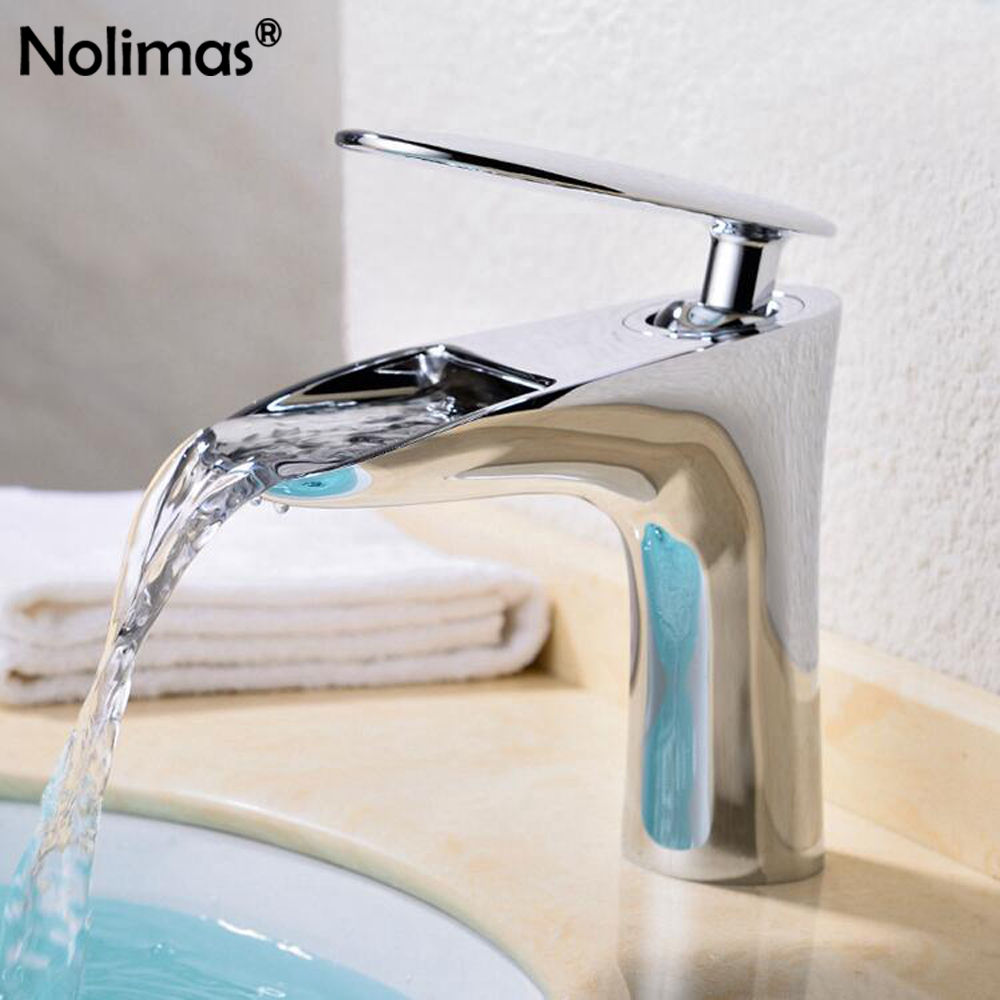Waterfall Chrome Basin Faucets Bathroom Faucet Cold Hot Wate Single Handle Sink Taps Brass Ceramic Plate Spool Water Mixer Taps 2 4ghz 14dbi sma omni high gain antenna with stand for wifi wireless network 2400 2500mhz