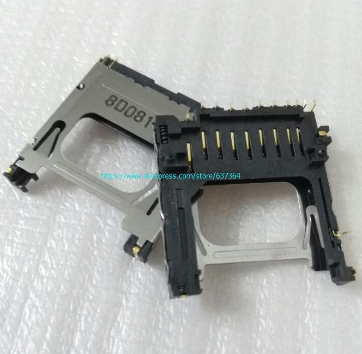 NEW SD Memory Card Slot Holder For Nikon D50 SLR Digital Camera Repair Part