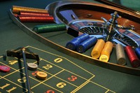 casino roulette gambling chips sport poster silk fabric cloth print wall sticker Wall Decor custom print