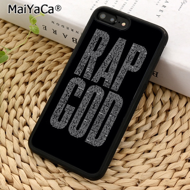 MaiYaCa Eminem Rapper Slim Shady Phone Case Cover For ...