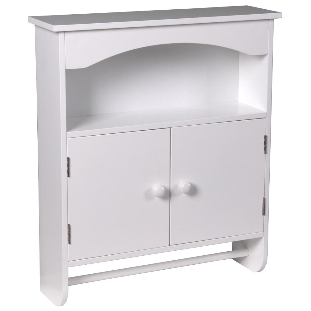 Bathroom Wall Cabinet White Living Room