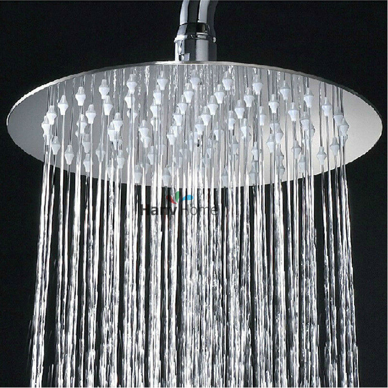 Compare Prices on Round Rain Shower Head 12- Online Shopping/Buy ...