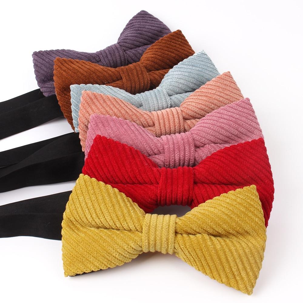 Neue Fliege Klassische Shirts Bowtie Für Männer Business Hochzeit Bowknot Erwachsene Feste Farbe Bogen Krawatten Cravats Candy Farbe Krawatten