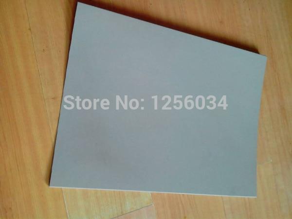 2 pieces jackets prints Sandblasting 532*390*3.8mm