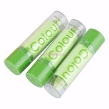 3Pcs Lipstick Lip Cream Popular Waterproof Magic Fruity Smell Changable Color #H056#