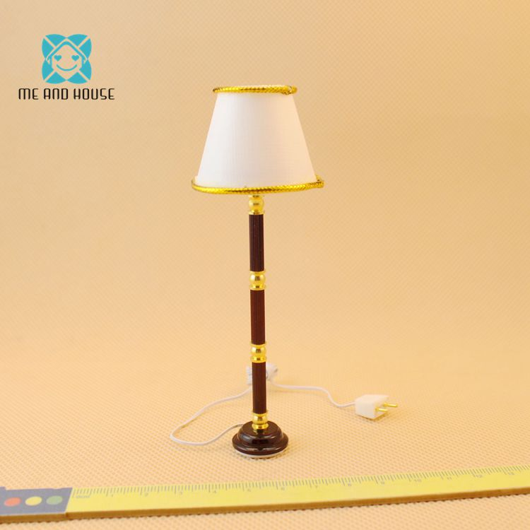 Me And House1:12 Dollhouse Miniature Ceiling Lamp LED